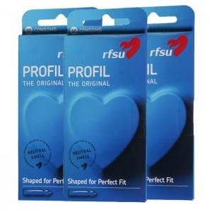 Profil kondomer fra RFSU